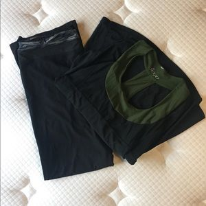 Vogo Athletica Top and Pants